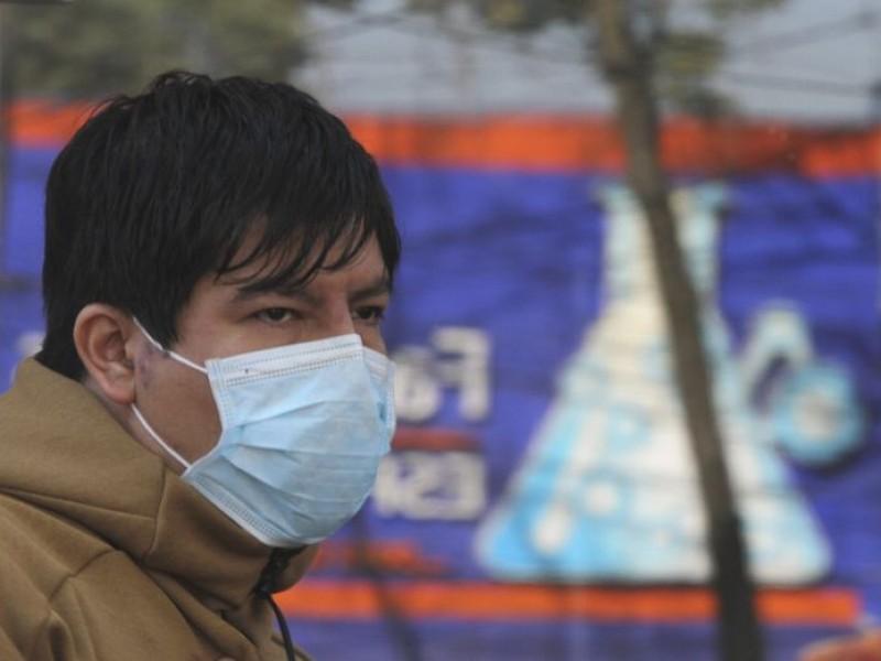 Paciente con Covid-19 en Chiapas, en perfectas condiciones
