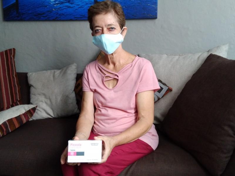 Pacientes oncológicos sufren para recibir quimioterapias en Michoacán