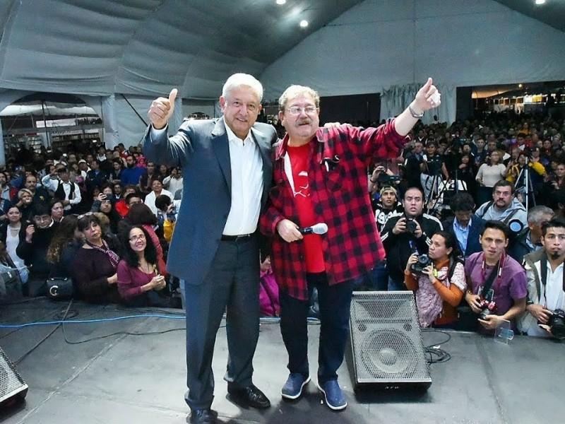 📹Paco Ignacio Taibo II encabezará Fondo de Cultura