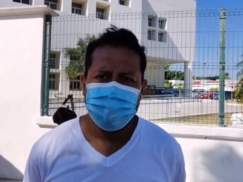 Padre pide apoyo ciudadano para donación de plaquetas a niña