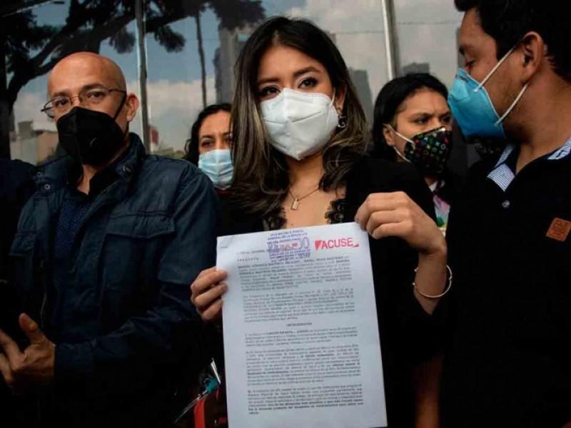Padres de niños con cáncer piden destitución de Rosario Ibarra