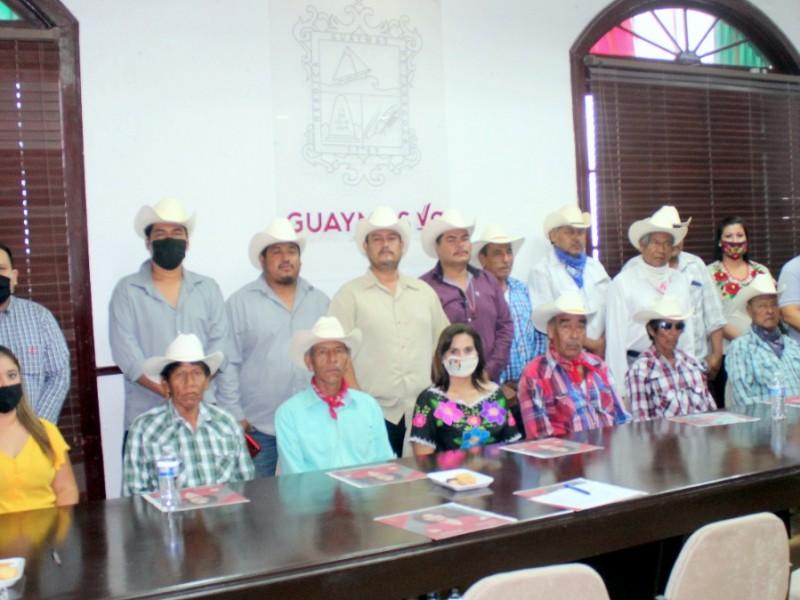 Paga Sara Valle deuda con Tribu Yaqui