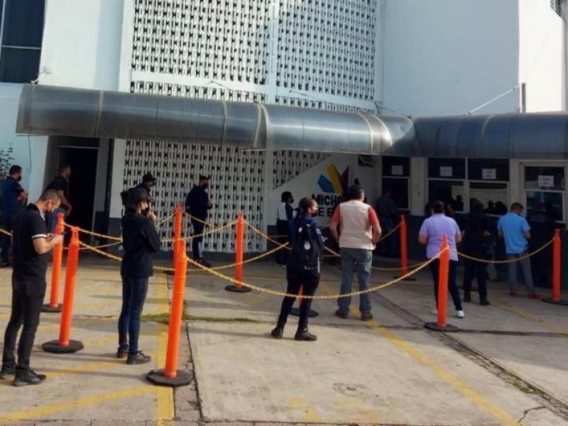 Pagan quincena a policías de Michoacán