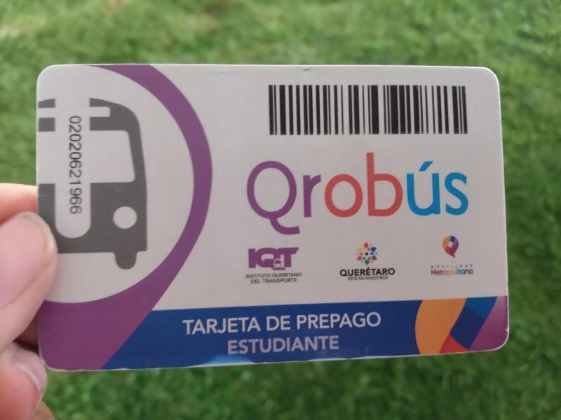 Pagarán $9 quienes no tramitaron subsidio para Qrobus