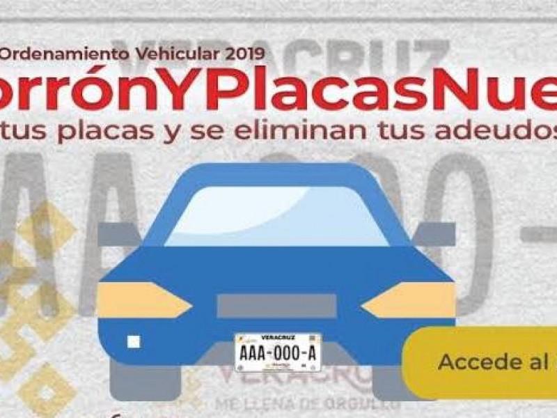 Pago de tenencia en Veracruz hasta abril