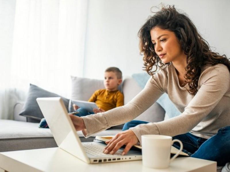 Patrones deben pagar luz y equipo en 'home office'