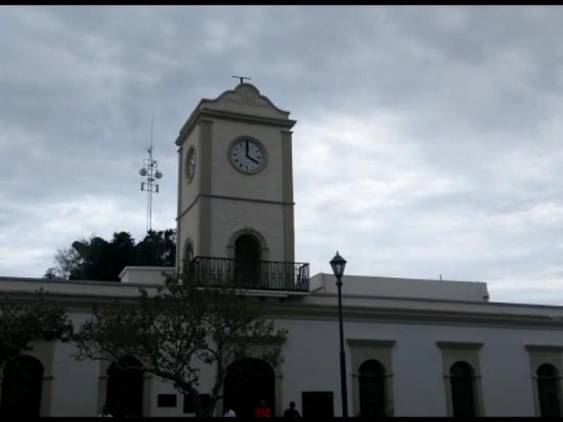 Palacio Municipal, edificio histórico