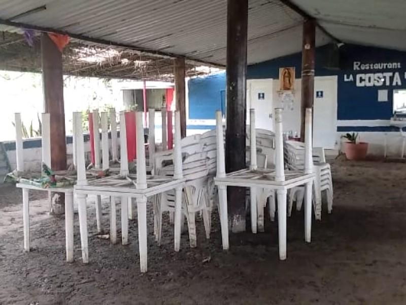 Palaperos reaperturarán con un 10% de su capacidad en SalinaCruz