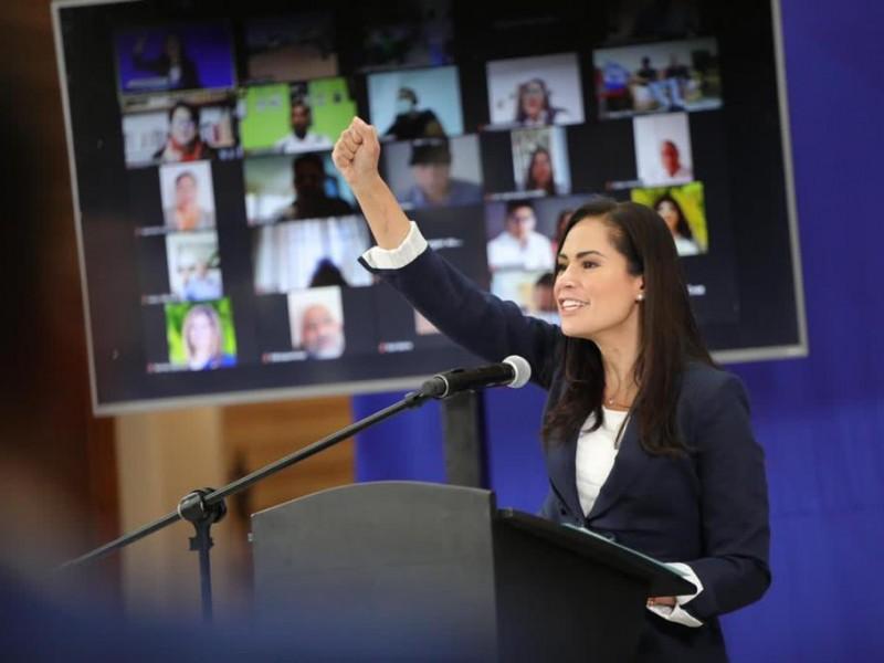 PAN confirma primera candidata mujer a la Alcaldía de León