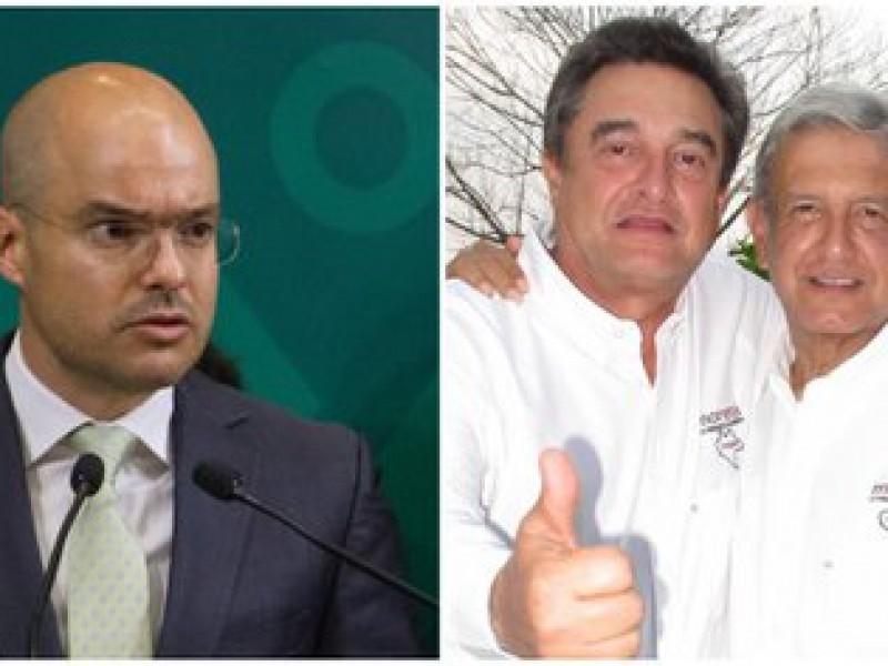 PAN denuncia a David León y Pío López ante INE