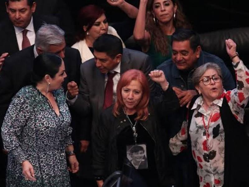 Pan denuncia elección de Rosario Piedra