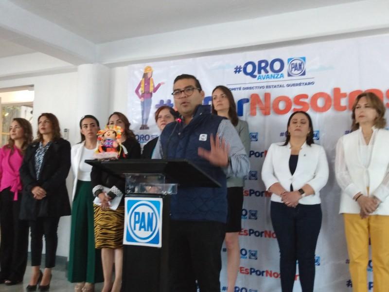 PAN reitera si postura contra el aborto