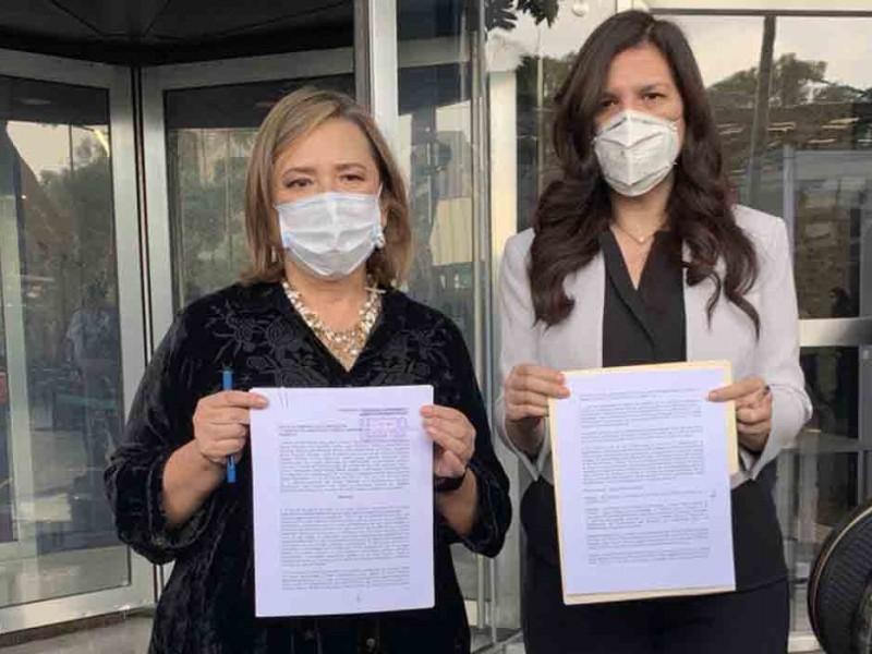 PAN y PRD presentan denuncias contra Pío López Obrador
