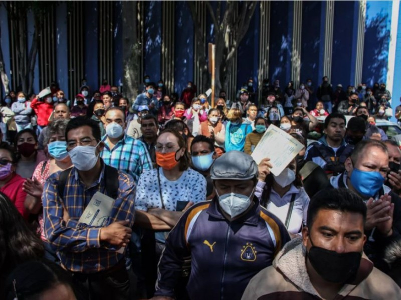 Pandemia de Covid-19 no frena en México, al contrario... crece