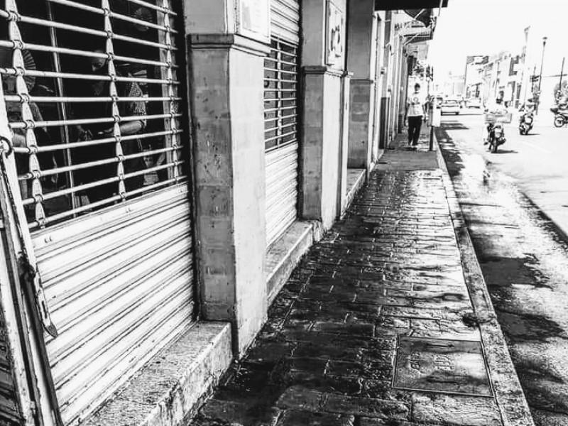 Pandemia lleva a la quiebra a comerciantes y deja desempleados