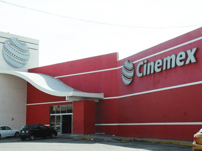 Pandemia obliga a cierre de cines en Gómez Palacio