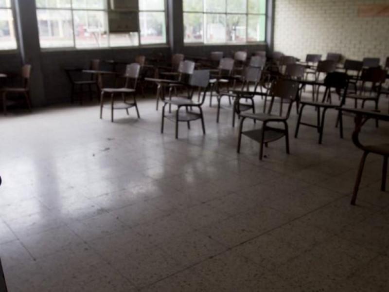 Pandemia pone en riesgo el estudio de 800 mil alumnos