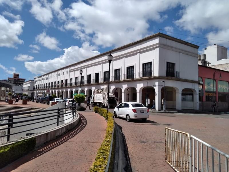 Pandemia sigue golpeando a empresarios de Toluca