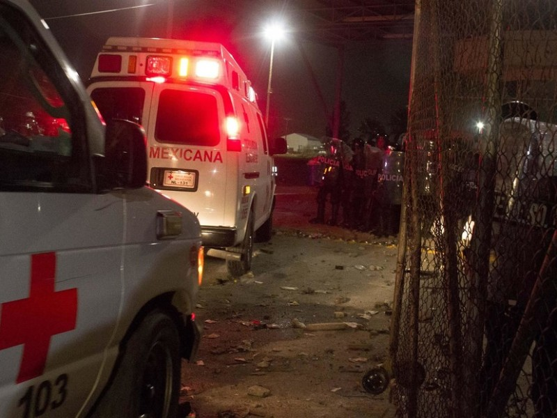 Pánico en Nuevo Laredo; se desatan enfrentamientos