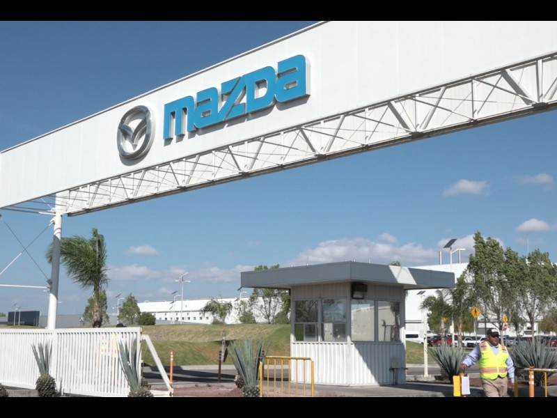 📹Panorama complicado tendrán trabajadores de Mazda por paro