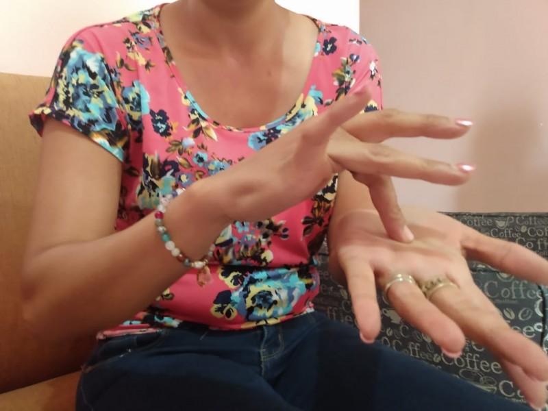 Panorama educativo para sordos es complicado