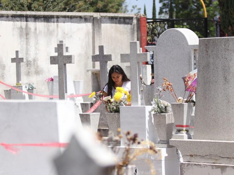 Panteones de Guadalajara permanecerán cerrados el día de muertos