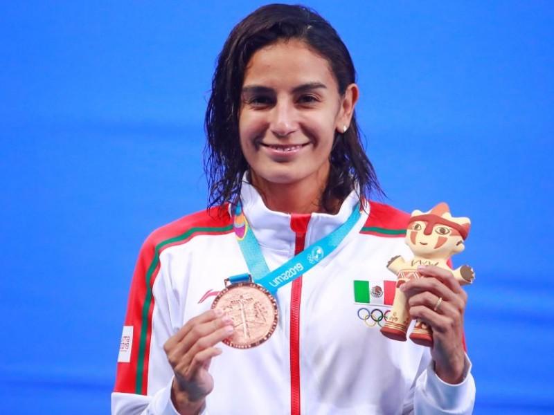 Paola Espinosa se retira de los Juegos Panamericanos