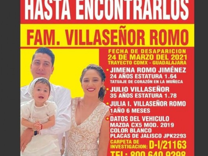 Papá de niño desaparecido en Acatic aporta poca información: Fiscal