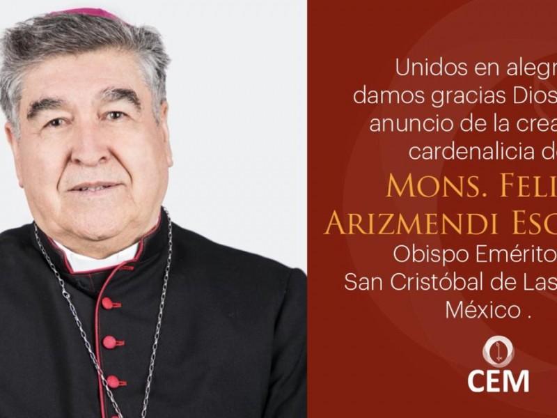 Papa Francisco designará a un mexicano entre los nuevos cardenales