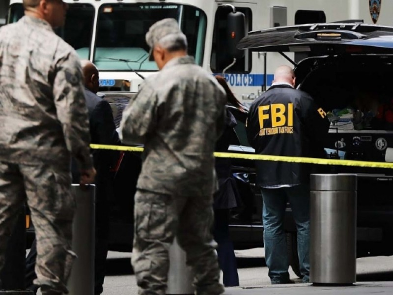 Paquetes explosivos pudieron salir de Florida