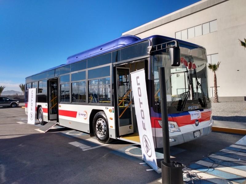 Para finales de marzo quedará fideicomiso del Metrobús