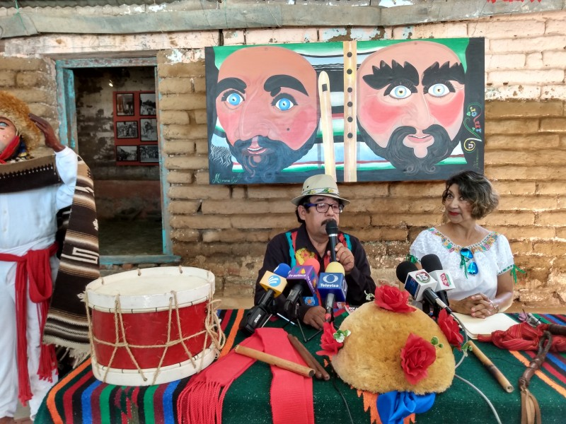 Parachicos piden respeto a sus tradiciones
