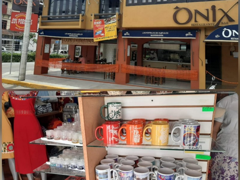 Parálisis económica por pandemia afecta a 28 mil empleos, Huatulco