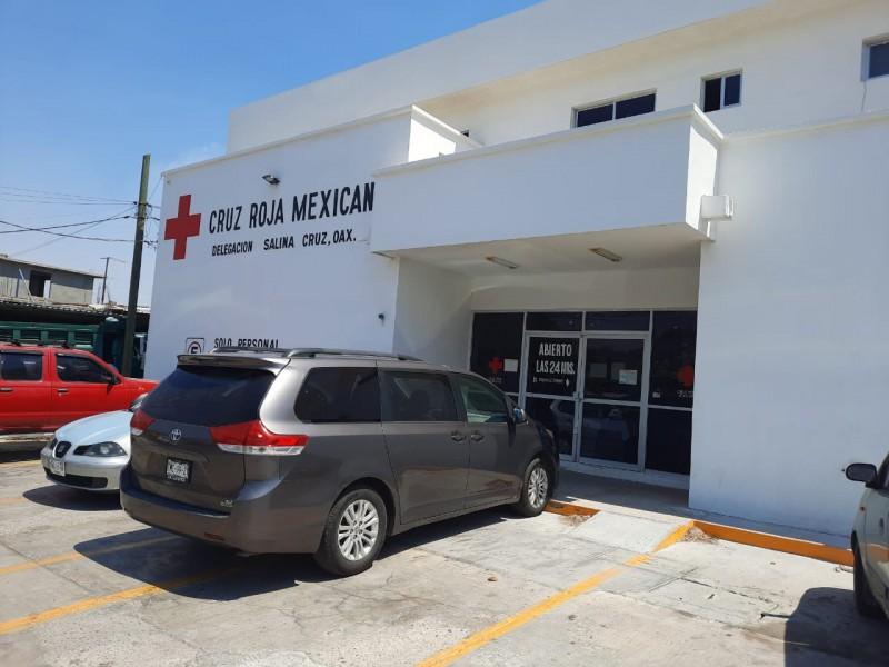 Paramédicos Cruz Roja no tendrán prioridad en plan de vacunación
