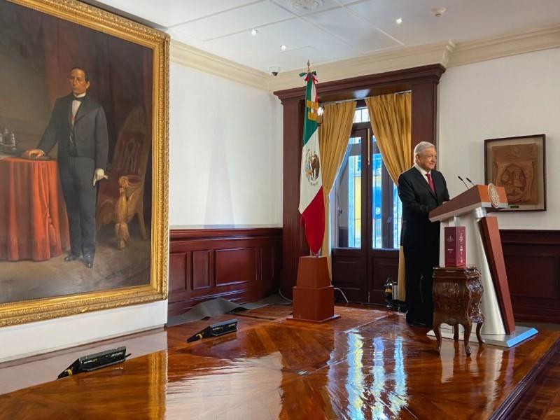 Admite López Obrador aumento de feminicidios