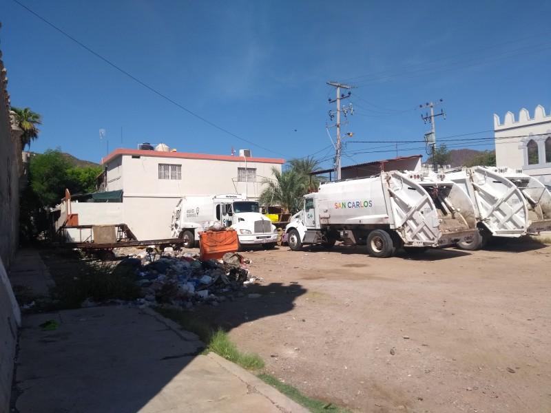 Atrasa a personal falta de diesel en camiones