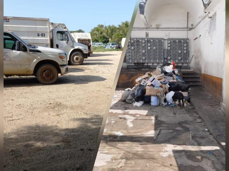 Paran labores sindicalizados del ayuntamiento porteño, demandan equipos de protección