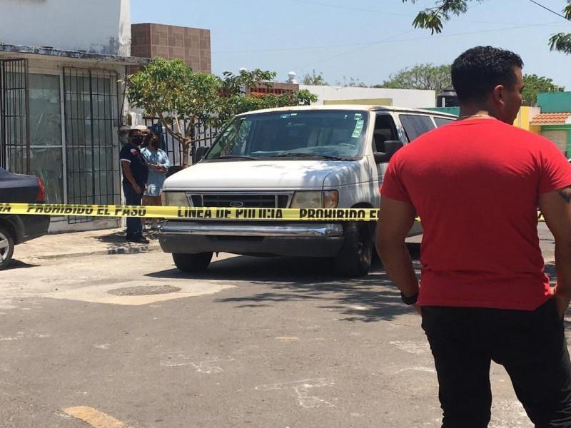 Pareja es hallada sin vida en la ciudad de Veracruz