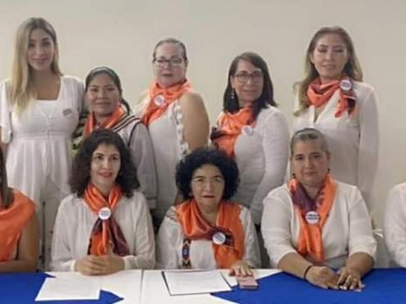 Paridad en todo exigen 'Mujeres en Voz Alta