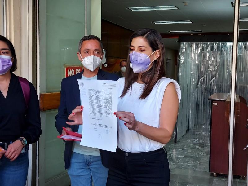Paritaristas ratifican denuncia contra el alcalde de Tototlán