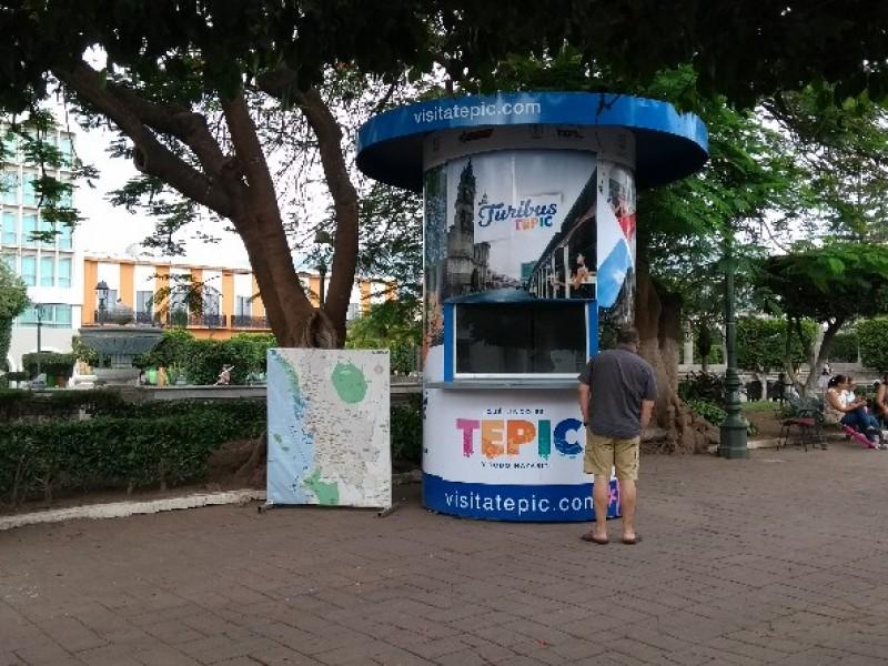 Paro de labores afecta recorridos en Turibus