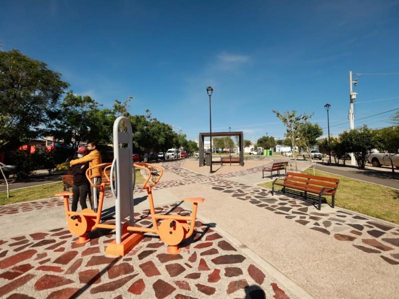 Parque Ignacio Pérez fomentará el deporte