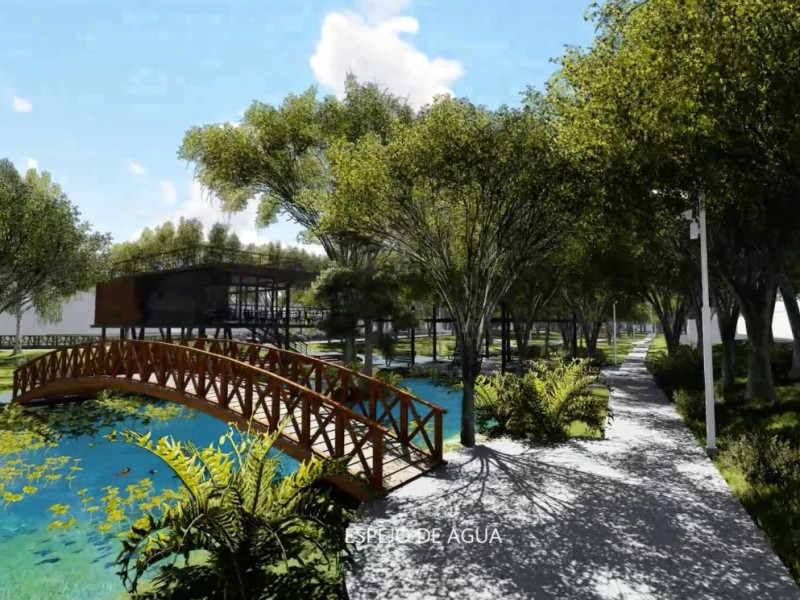 Remodelacion parque cuscatlan san salvador page 18 for Como construir un lago artificial