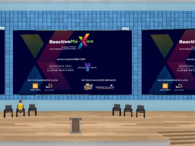 "Participa Guanajuato en la primera Expo virtual ""ReactívaMé-xico 2021"""