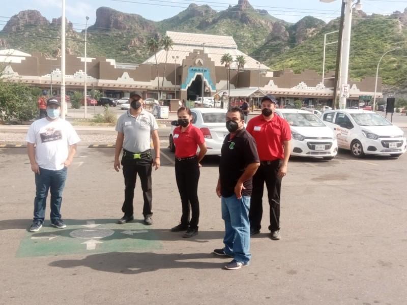 Participa Guaymas en Simulacro Nacional