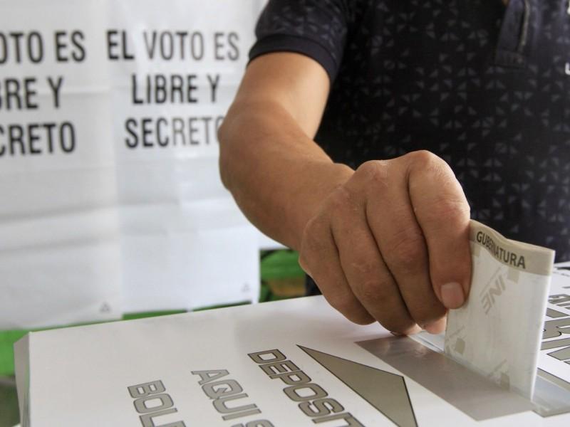 Participación ciudadana no disminuyó pese a Covid-19: INE