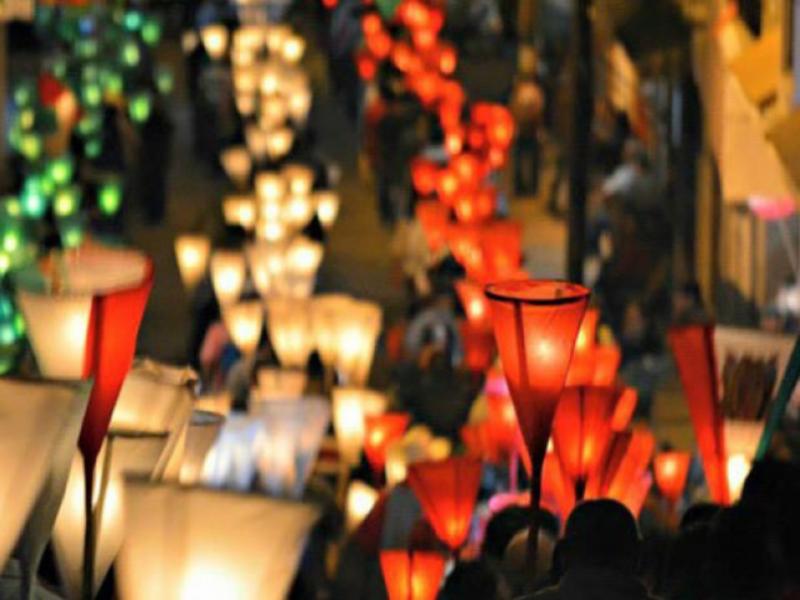 Participan en peregrinación miles de hombres jiquilpenses