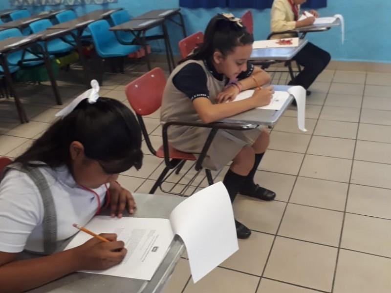 Participan estudiantes sonorenses en competencia nacional de Matématicas