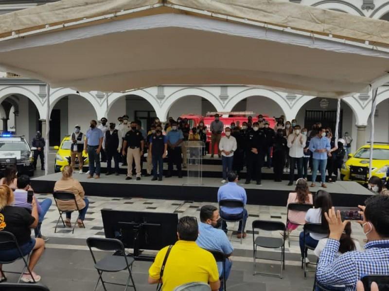 Participarán más de 800 elementos en operativo de Semana Santa