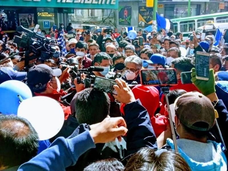 Partido de Evo Morales sí podrá participar en elecciones presidenciales